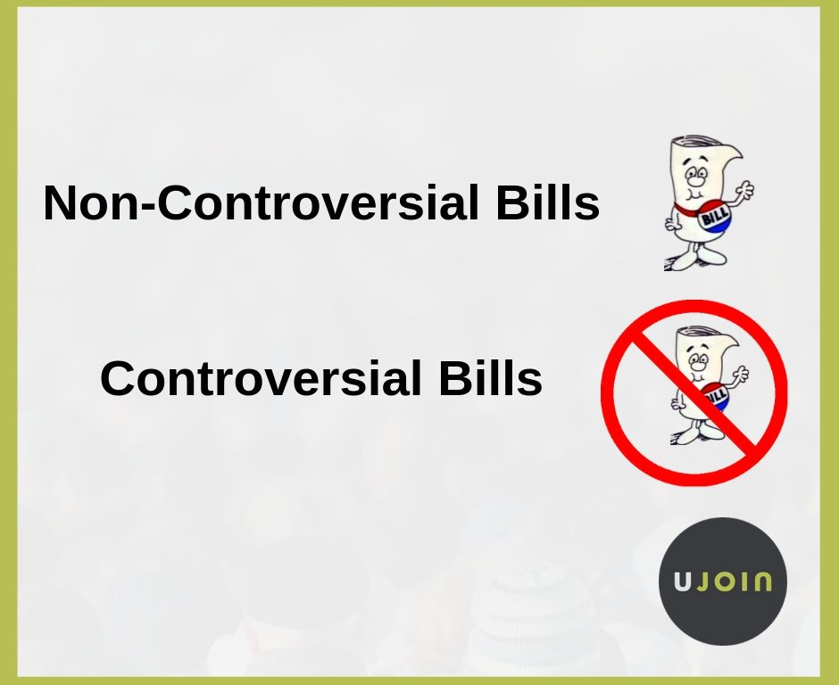 controversial non bills